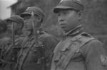 Chinese soldiers, Guilin, Guangxi Province, China, 1942, photo 1 of 3