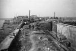 City of Changde in ruins, Hunan Province, China, 25 Dec 1943, photo 01 of 22