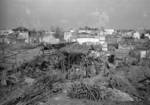 City of Changde in ruins, Hunan Province, China, 25 Dec 1943, photo 05 of 22