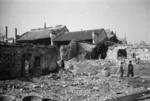 City of Changde in ruins, Hunan Province, China, 25 Dec 1943, photo 17 of 22