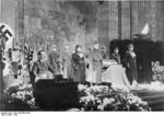Adolf Hitler speaking at Fritz Todt