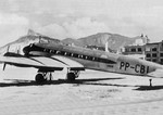 German built Focke-Wulf Fw-200 Condor passenger airliner of the German owned Sdeta Airline based in Ecuador during a stop at Borinquen Field, Puerto Rico, 1939.