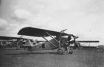 Two 2MR8 reconnaissance aircraft at rest, date unknown