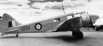 Canadian AS.10 Oxford aircraft at rest, circa 1939-1944, photo 3 of 3