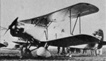 B4Y aircraft at rest at an airfield, date unknown