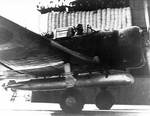 B5N1 taking off from carrier Akagi, circa Mar-Apr 1942