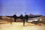 Beaufighter Mk VIF aircraft of No. 272 Squadron RAF Coastal Command at Takali airfield, Malta, 27 Jun 1943