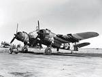 Canadian No. 404 Squadron Beaufighter aircraft, mid-1944