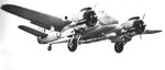 Beaufighter torpedo bomber