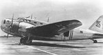B-18 Bolo bomber at Hickam Field, Oahu, US Territory of Hawaii, Jan 1940