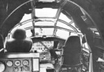 Cockpit of BV 222 Wiking aircraft, date unknown