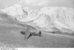 German DFS 230 C-1 gliders at Gran Sasso, Italy, 12 Sep 1943, photo 2 of 4