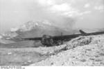 Intentionally destroyed German DFS 230 C-1 glider, Gran Sasso, Italy, 12 Sep 1943, photo 3 of 3