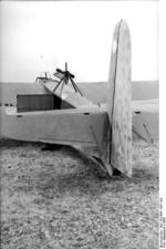 German DFS 230 glider, Sicily, Italy, 1943, photo 2 of 2