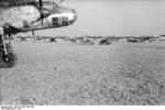 German Do 17 aircraft and DFS 230 gliders, Italy, 1943
