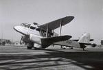 DH.89A aircraft of the Israeli airline Aviron, 25 Oct 1947