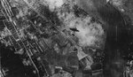 Do 17Z bomber over River Thames, England, United Kingdom, Jul-Sep 1940