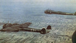 Do 17Z bombers over the Low Countries, May 1940