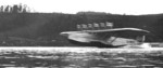 Do X aircraft landing at Passau, Germany, 9 May 1933, photo 1 of 2; note not-damaged tail section