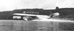 Do X aircraft landing at Passau, Germany, 9 May 1933, photo 2 of 2; note damaged tail section