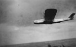 Do X aircraft in flight over Balticum, Italy, 1930-1931