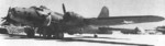 B-17E bomber of 72nd Bomb Squadron of US 5th Bomb Group, Midway Atoll, 1942