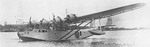 H6K2-L flying boat, at rest, date unknown