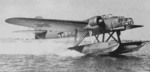 He 115 aircraft taxiing on water, date unknown