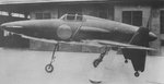 J7W1 Shinden prototype aircraft at rest, circa Jul 1945, photo 2 of 4