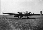 Ki-2-I light bomber at rest, date unknown