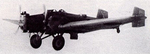 Ki-2 bomber in flight, date unknown