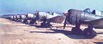 Ki-51 aircraft at Gimpo Airfield, Seoul, Korea, 20 Oct 1945