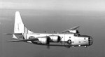 US Coast Guard PB4Y-2 Privateer, a B-24 variant, in flight, post 14 Jan 1947