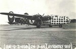 B-24D Liberator lead assembly ship