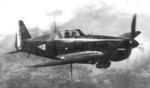 MS.406 fighter in flight, date unknown