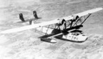 P2Y-3 aircraft of US Navy squadron VP-7 in flight, 1936