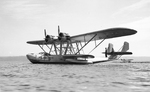 P2Y aircraft at rest on water, date unknown