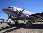 C-47 Skytrain, front quarter view 1 of 2, Hill Aerospace Museum, Utah, Aug 2006