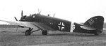 German SM.81 transport, date unknown