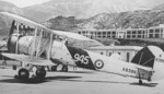 Swordfish aircraft at Kai Tak Airport, Hong Kong, 1938
