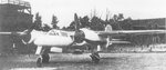 Prototype V1 of Ta 154 Moskito night fighter, circa mid- to late-1943, photo 1 of 2