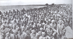 Russian prisoners of war at Kharkov, Ukraine, late May or early Jun 1942