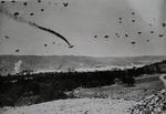 German paratroopers landing in Crete, Greece, 20 May 1941