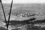 Aerial view of the village of Giarabub, Libya, 1941