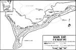 Map of the Makin Raid, Makin Island, 17 Aug 1942