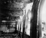 Destroyed building, Nagasaki, Japan, early 1946
