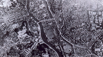 Aerial photo of Nagasaki, Japan shortly prior to the atomic bombing, Jul-Aug 1945