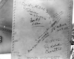 Signatures of technicians on the tail of the