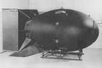 A model of the atomic bomb