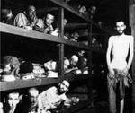 Inhumane conditions at Buchenwald, 16 Apr 1945, photo 2 of 2